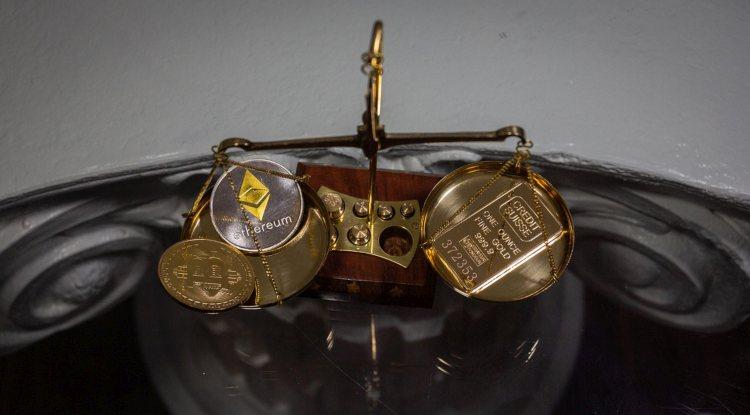 Bitcoin-investeren-goud