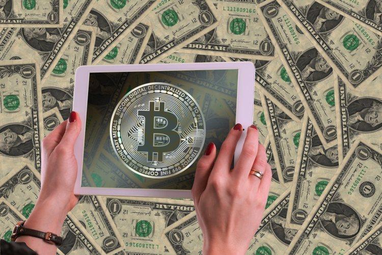 Bitcoin-stilte-storm