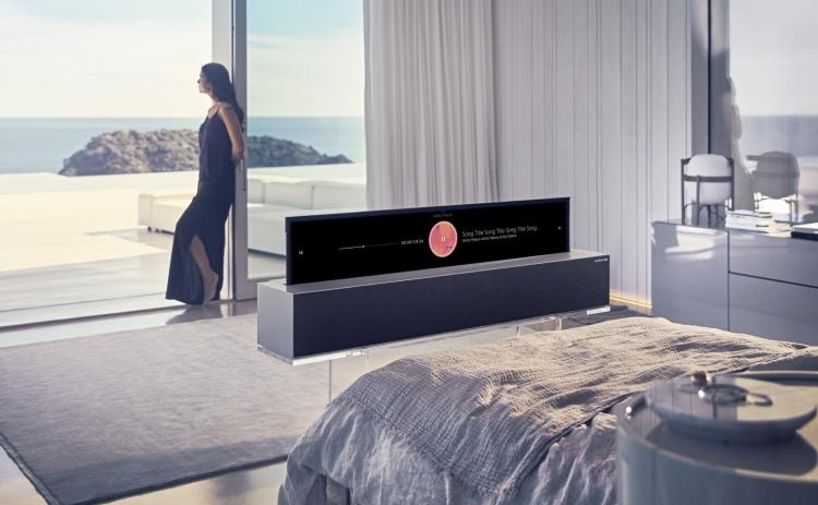 LG Signature OLED TV R 65R9