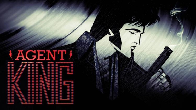 Netflix gaat serie maken over Elvis Presley