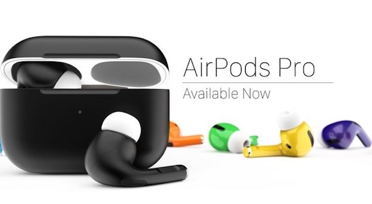 Maak je AirPods Pro helemaal naar eigen smaak
