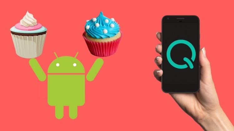 'Gezichtsherkenning standaard op Android Q