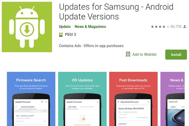Deze nep Samsung-app werd miljoenen keren gedownload