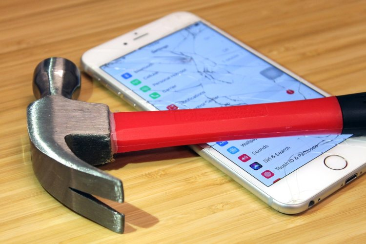 apple-iPhone-scherm-onbreekbaar