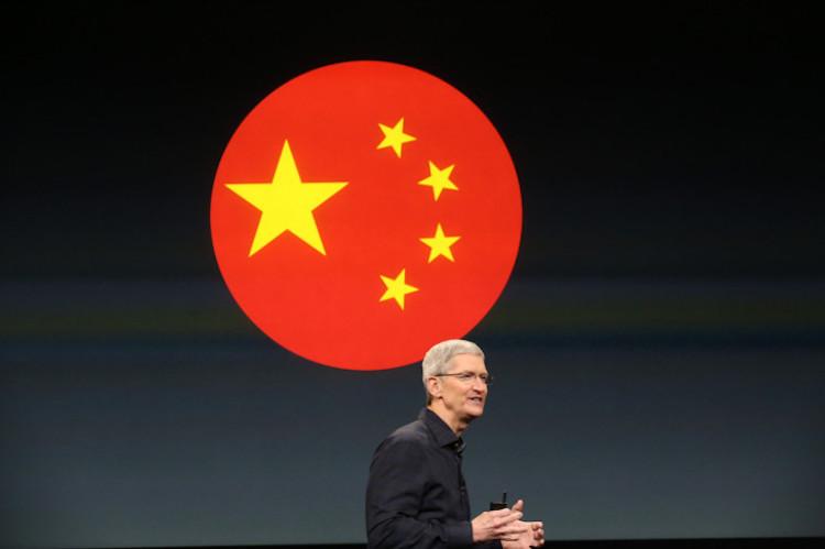 Apple overweegt een grote verhuizing