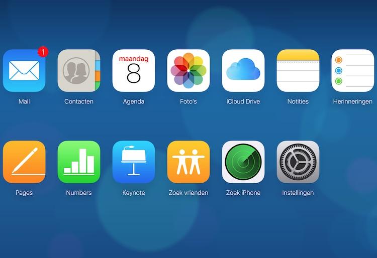 Dit gaat Apple met iCloud.com doen