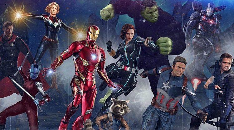 Avengers: Endgame komt naar je Pixel-toestel