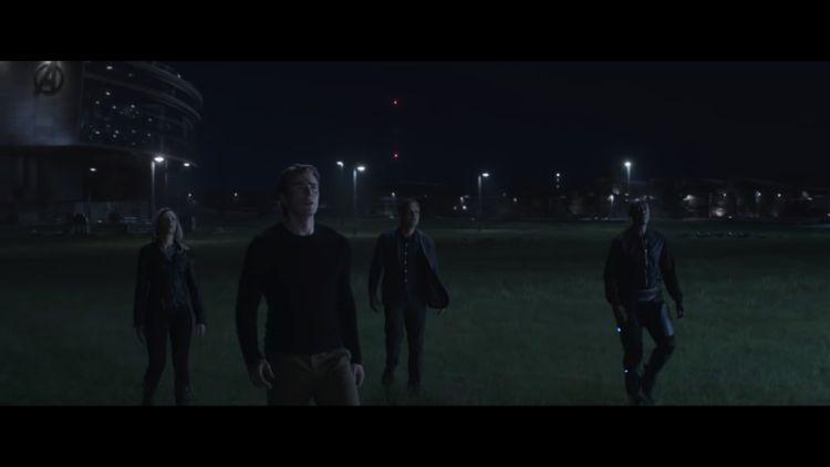Avengers komen eraan