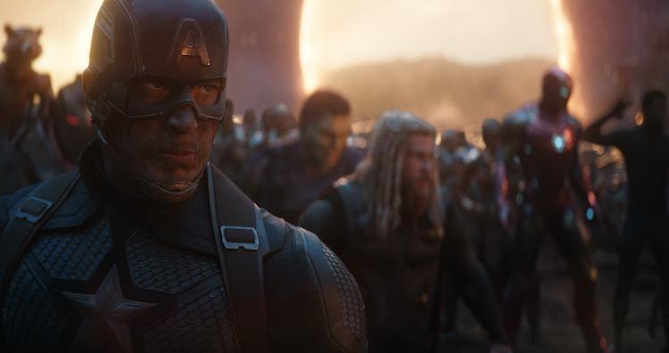 Avengers: Endgame bloopers maken je aan het lachen
