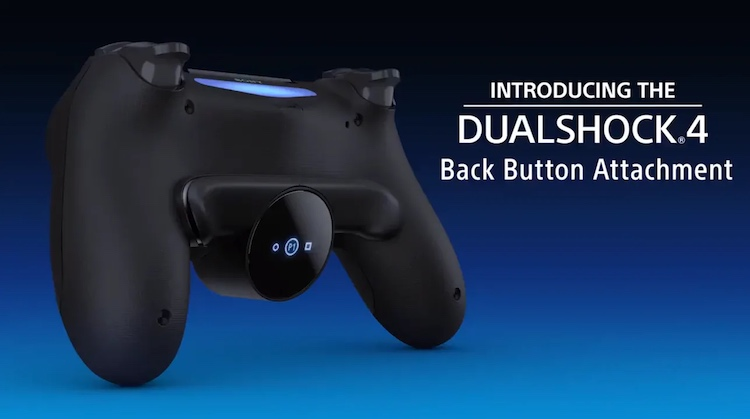 PlayStation 4-controller krijgt een accessoire
