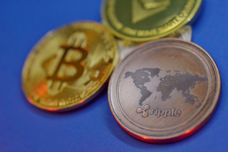 bitcoin-ripple-cryptomunten-belang