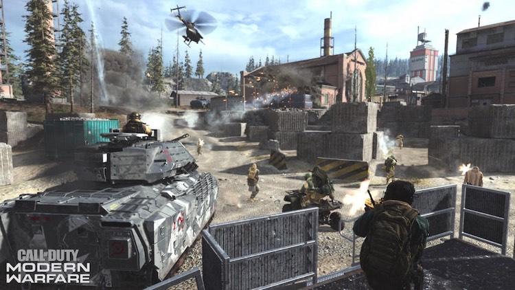 5 redenen waarom CoD: Modern Warfare een topper gaat worden