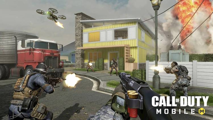 Nieuwe info over Call of Duty: Mobile bekendgemaakt