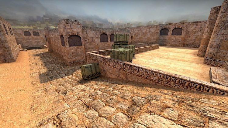 20 jaar Counter-Strike: speel de retro-versie van Dust II