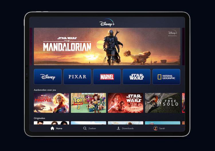 Disney+ app krijgt belangrijke verbeteringen
