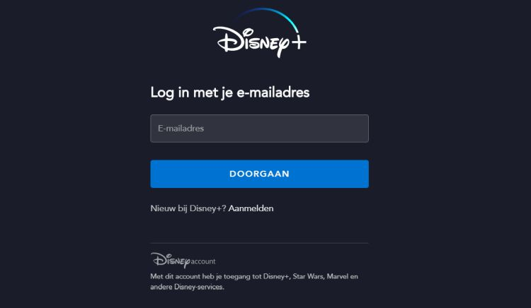 Disney Plus accounts gehackt
