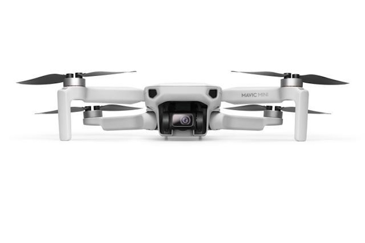 Gelekt: dit is de (goedkopere) DJI Mavic Mini