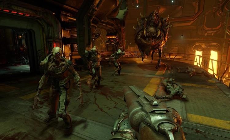 Deze rare eis voor de nieuwe Doom-games gaat verdwijnen