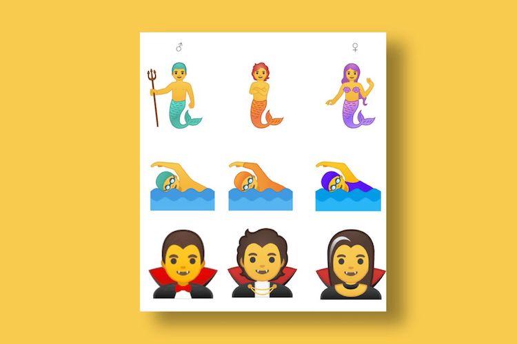 Deze nieuwe emoji's ga je vinden in Android Q