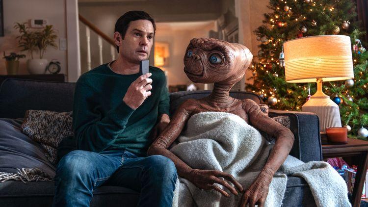 E.T. phone home, maar dan met Comcast