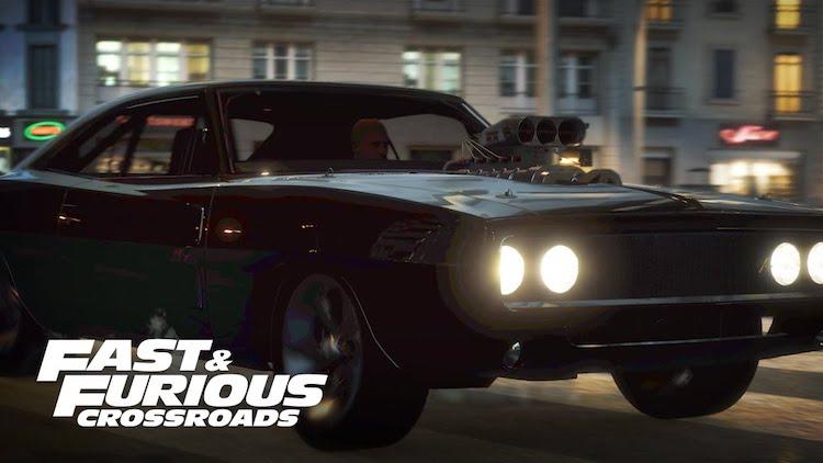 Fast & Furious-game op PS4 en Xbox met Vin Diesel
