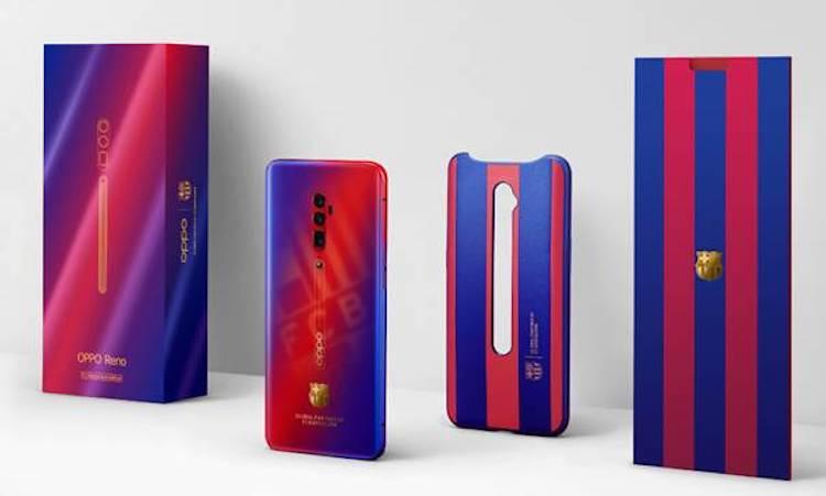 Zo koop je de OPPO Reno FC Barcelona in Nederland