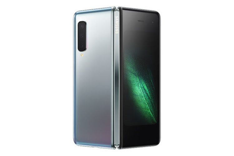 Samsung Galaxy Fold: opvouwbare smartphone is hier!