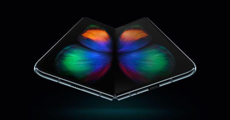 Samsung Galaxy Fold zal erg zeldzaam zijn