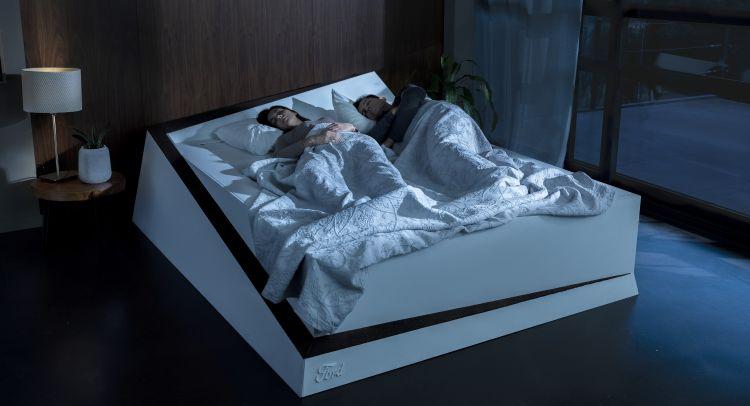 Lekker slapen drukke stelletjes