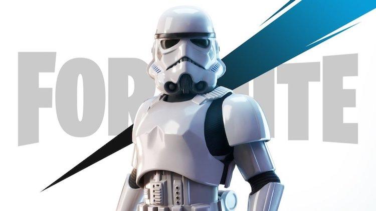 Speel als een Stormtrooper in Fortnite! [video]