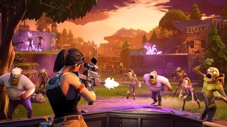 Fortnite: dit is nieuw op de Xbox en PlayStation