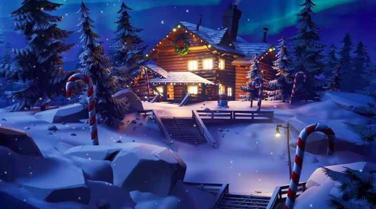 Fortnite Winterfestival 2019 geeft je cadeau
