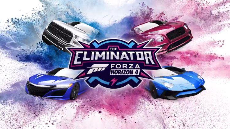 Forza Horizon 4 krijgt The Eliminator battle royale modus