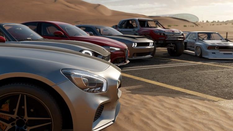 Forza Street: mobiele versie Forza Motorsport lijkt onderweg