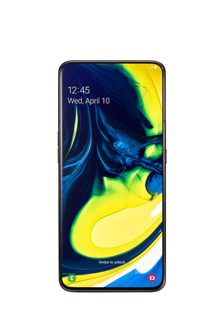 Samsung Galaxy A80: dure middenweg voor 649 euro