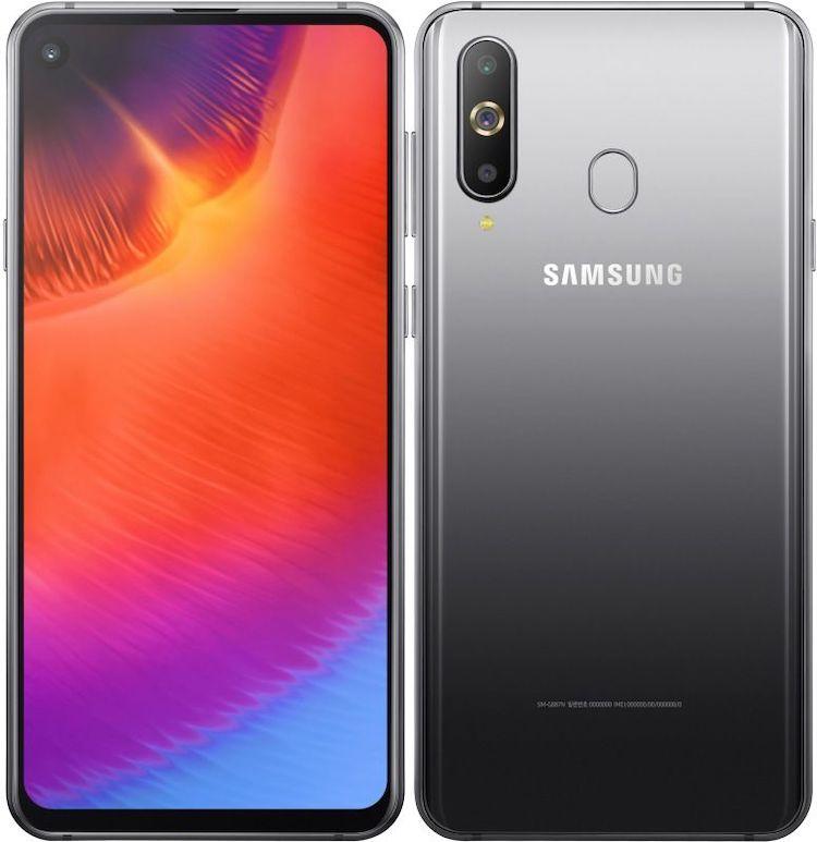 Officieel: Samsung Galaxy A9 Pro mét cameragat