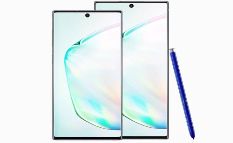 GAlaxy Note 10 krijgt Android 10