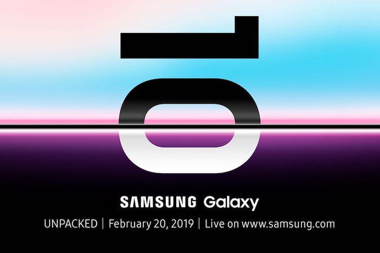 Dit gaat Samsung naast de Galaxy S10 aankondigen