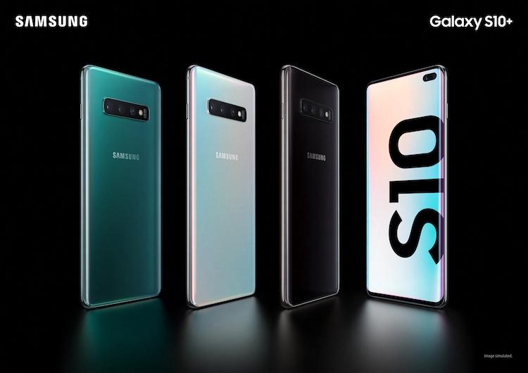 Officieel: Samsung Galaxy S10 en S10 Plus