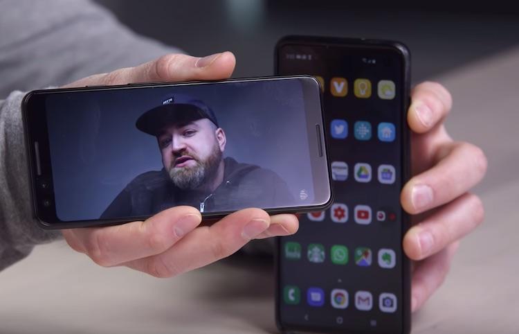 Samsung Galaxy S10 gezichtsherkenning niet gebruiken?