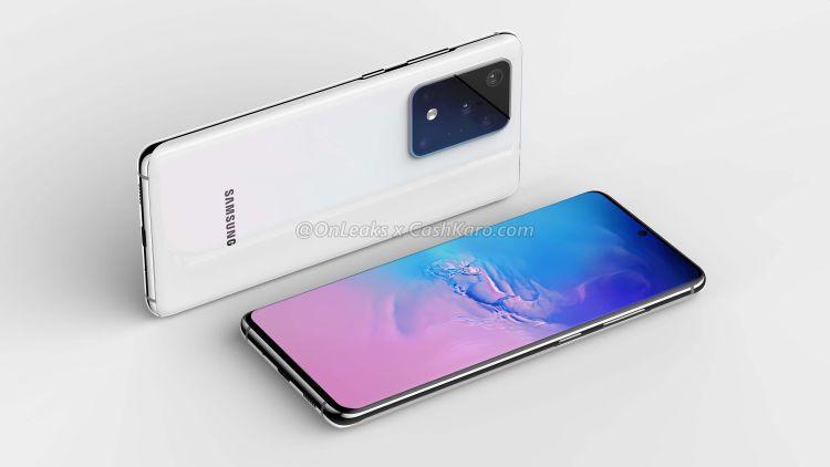De Samsung Galaxy S11+ wordt nog mooier dan dit