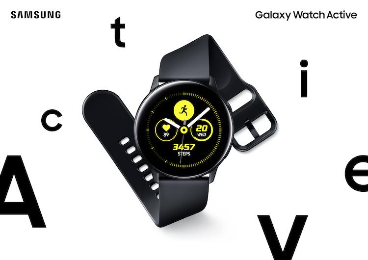 Samsung Galaxy Watch Active: een nieuwe alledaagse vriend