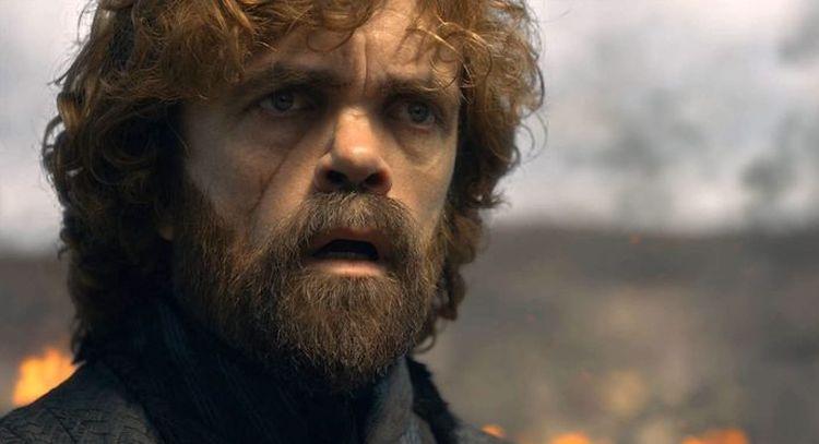 Dat is helemaal niet schrikken, Tyrion