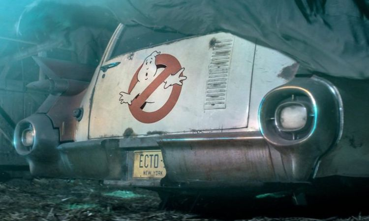 Ghostbusters Afterlife komt eraan