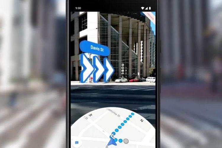 Nieuw: Google Maps in de echte wereld
