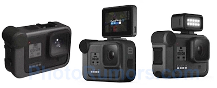 Gelekt! Dit is de GoPro Hero 8