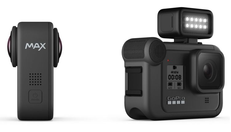 GoPro is back in town
