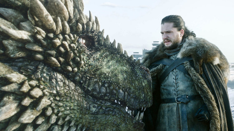 Zoveel mensen willen Game of Thrones illegaal downloaden