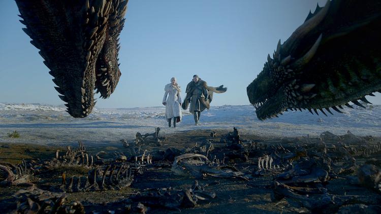 Eerste aflevering Game of Thrones S8 gelekt!