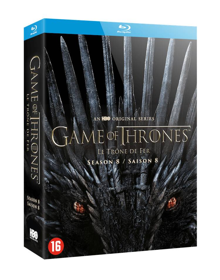 Zo scoor je Game of Thrones S8 in huis